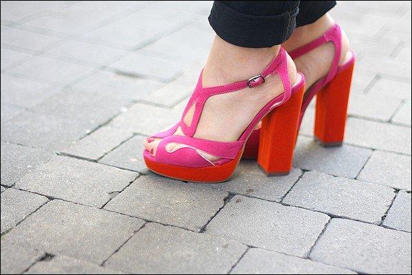 a9cb6b56729f12 La Halle aux Chaussures + Concours | La Penderie de Chloe