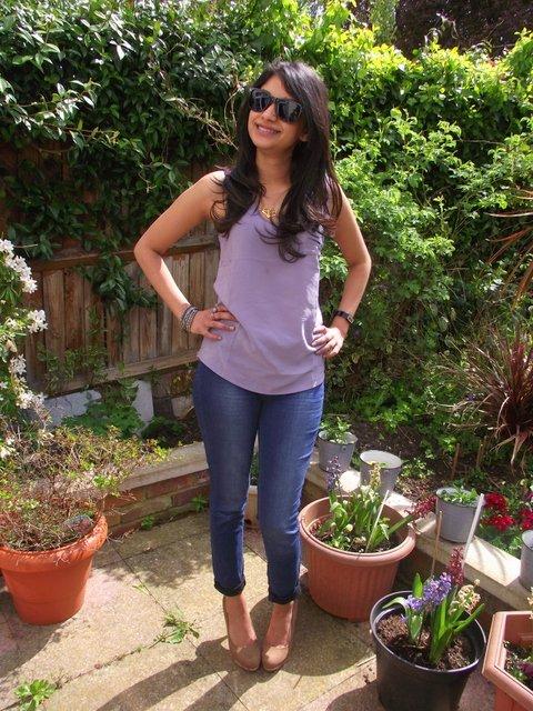 Blog mode Londres Sherin
