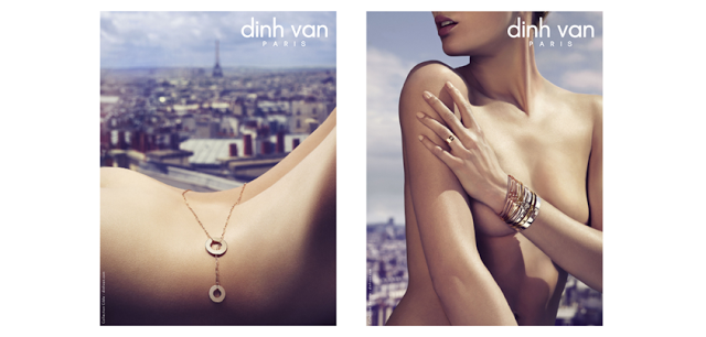 Concours bijoux Dinh Van