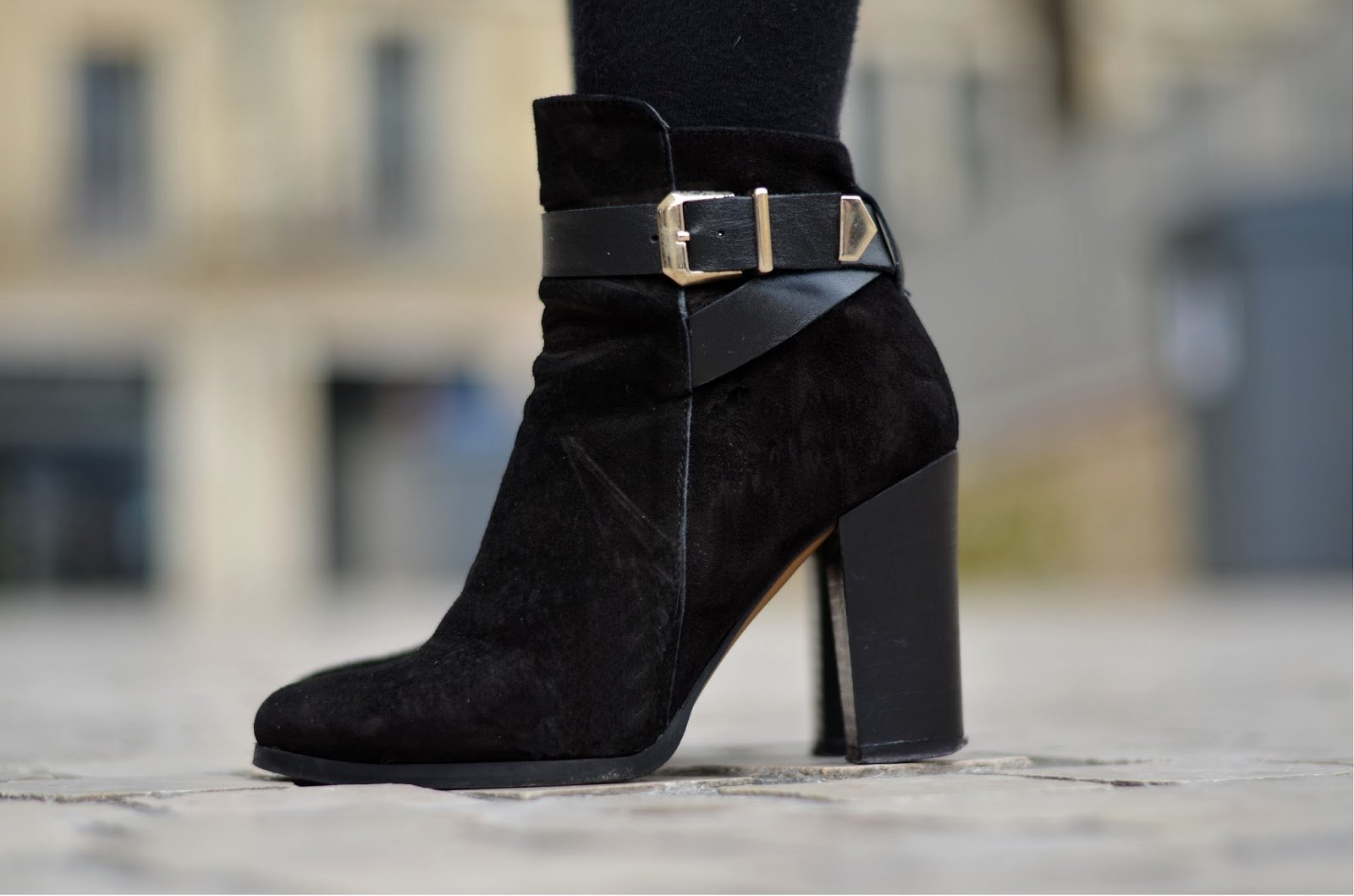 Bottines talons Eden