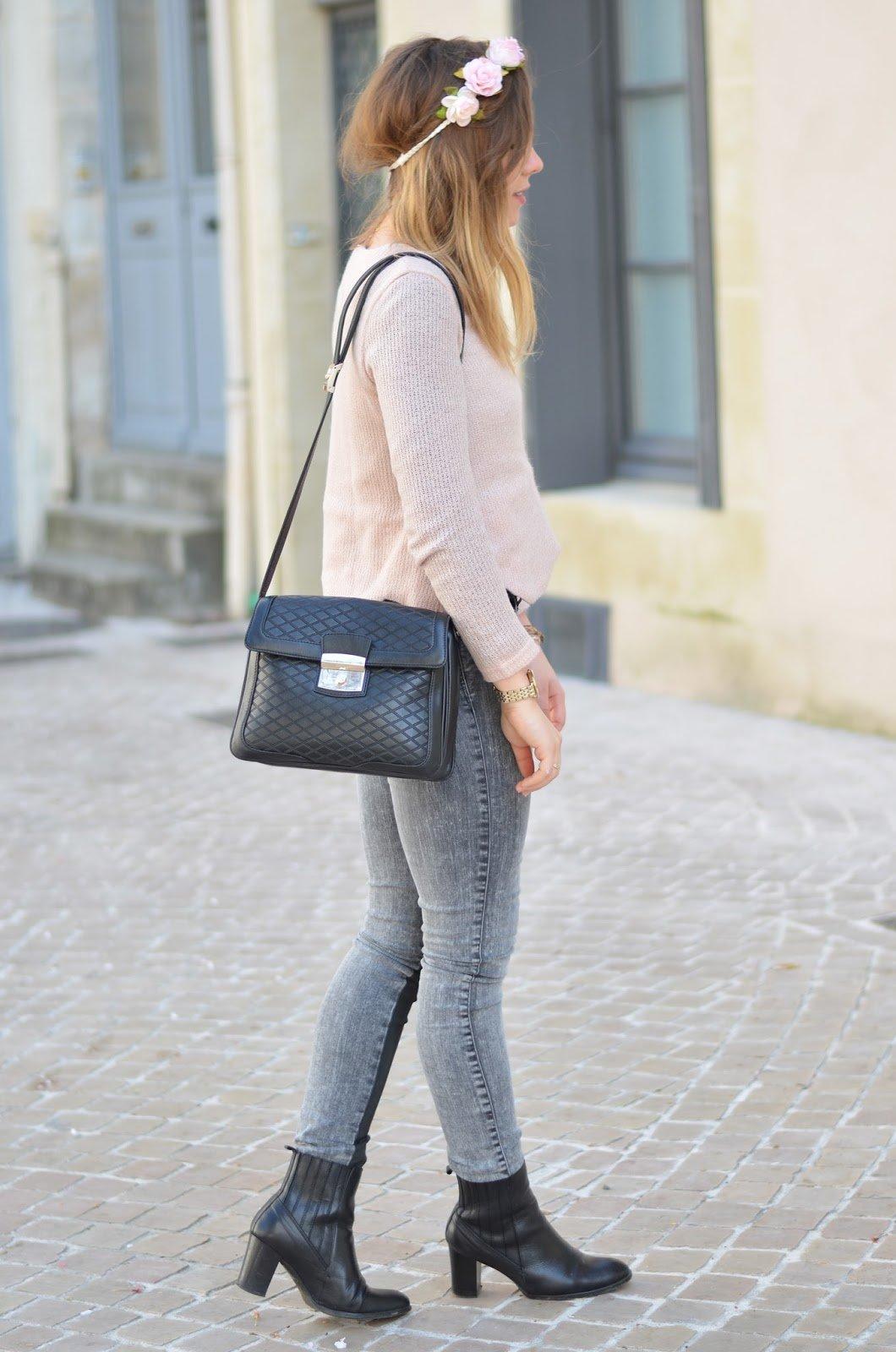 Jean bicolore diesel