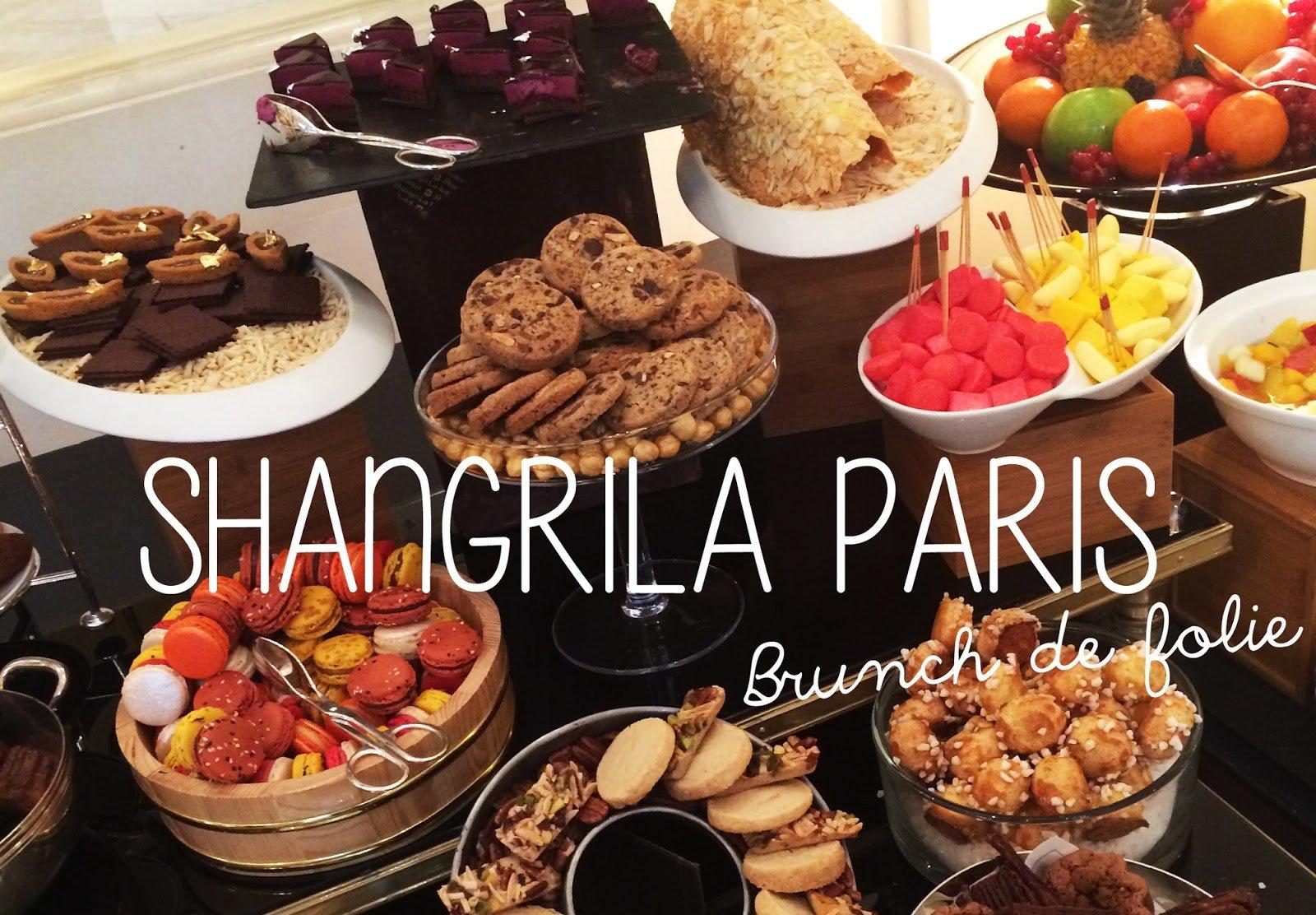 meilleur brunch buffet paris