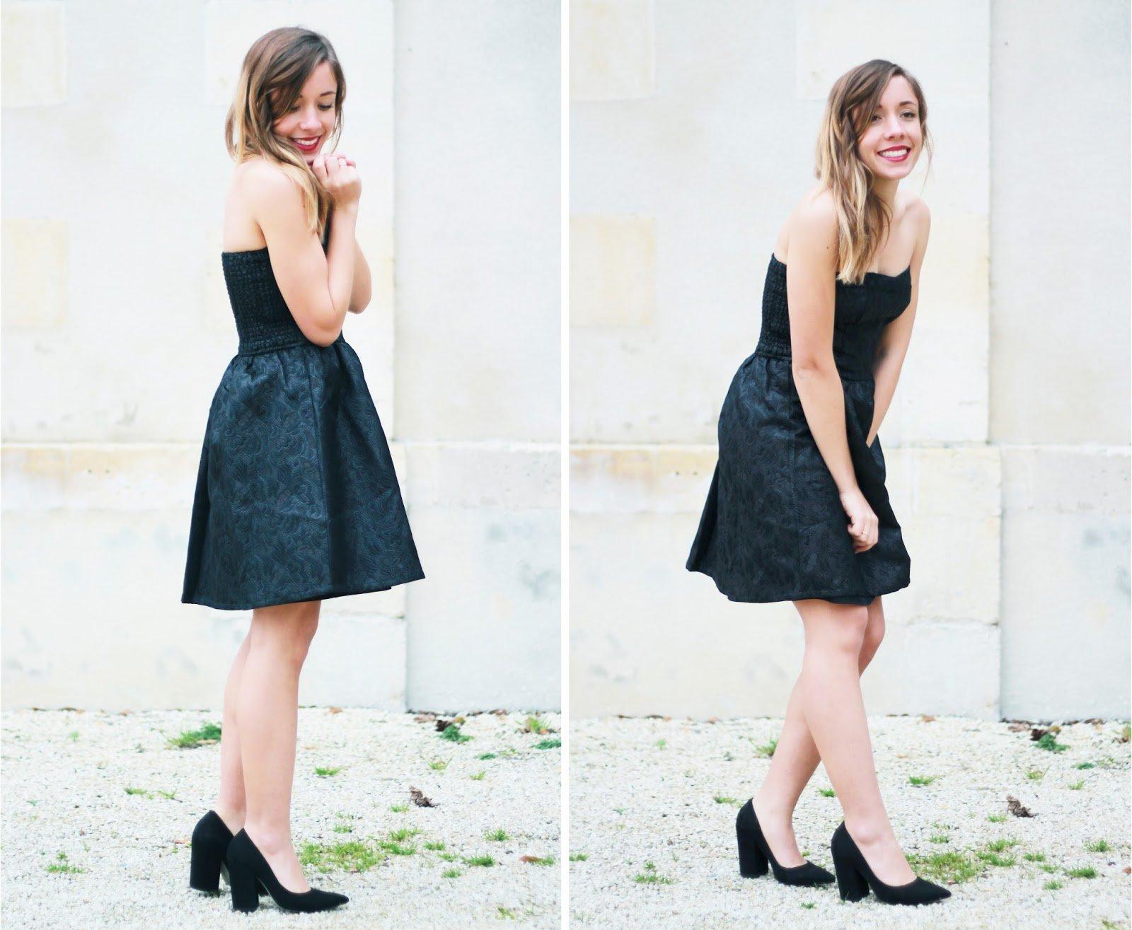 Conseils pour porter une robe bustier