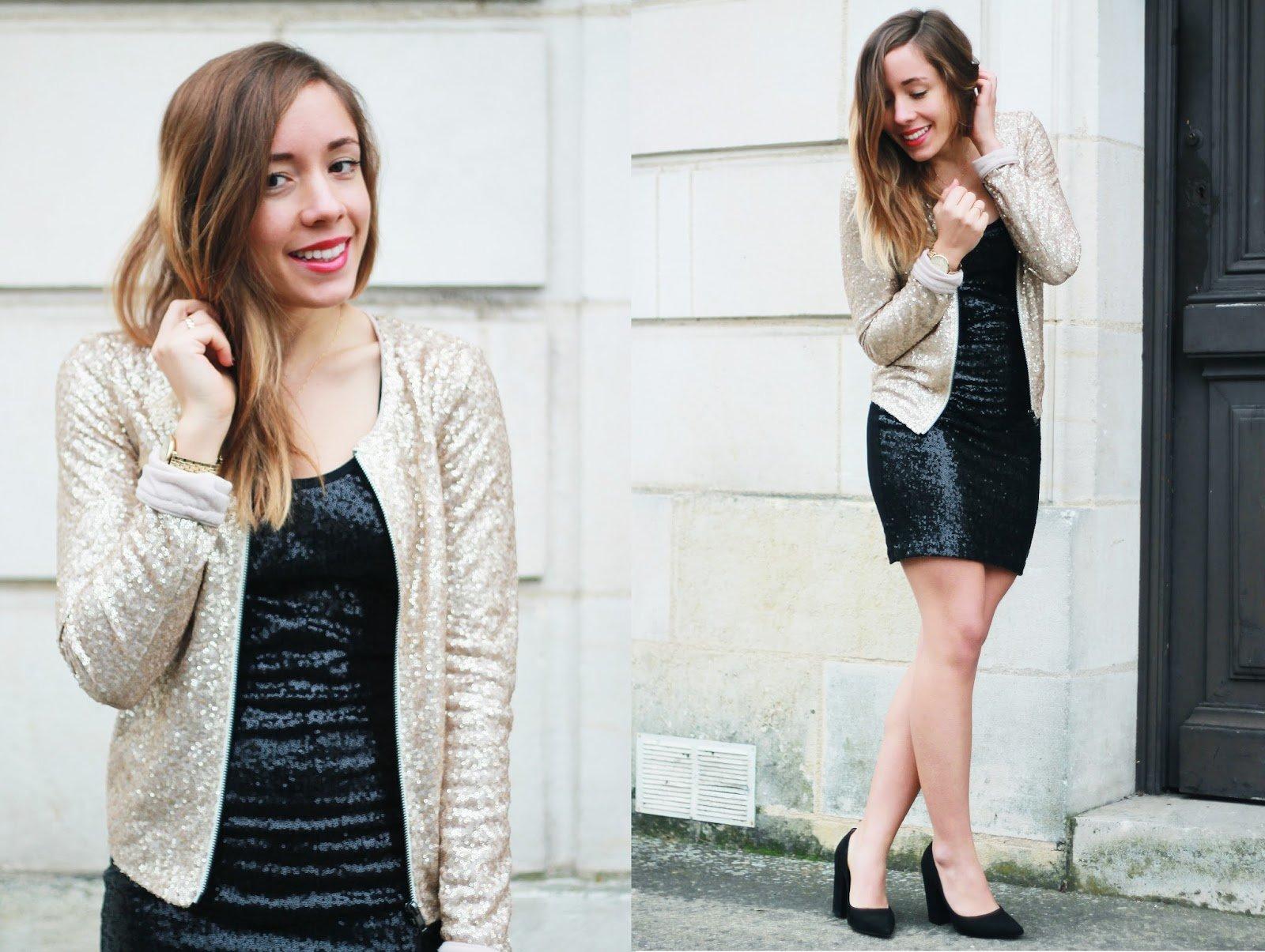 Tenue de réveillon  7 avec 1P10S - Blog mode - La Penderie de Chloe ca87a54b535c