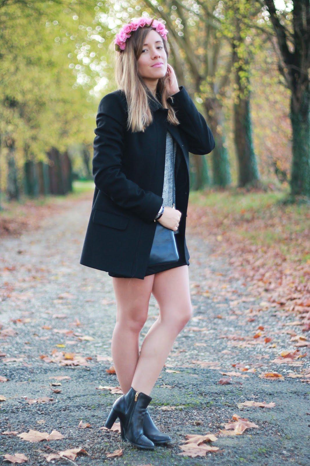 Blog mode tenue pour l'automne