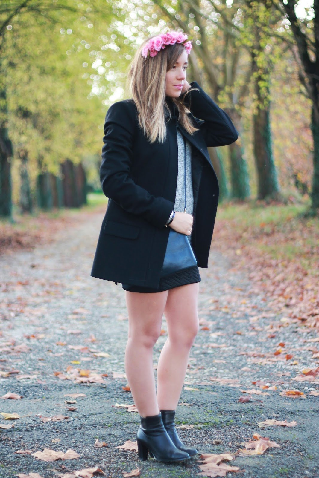 Shooting mode automne