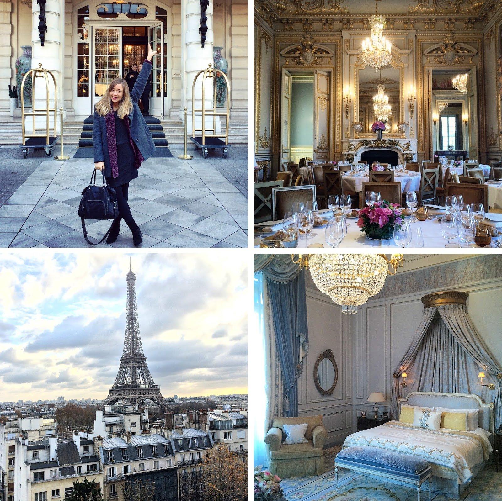 Palace Shangri-La Paris