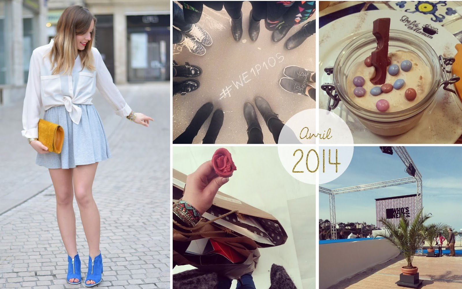 Avril 2014 Bonheur