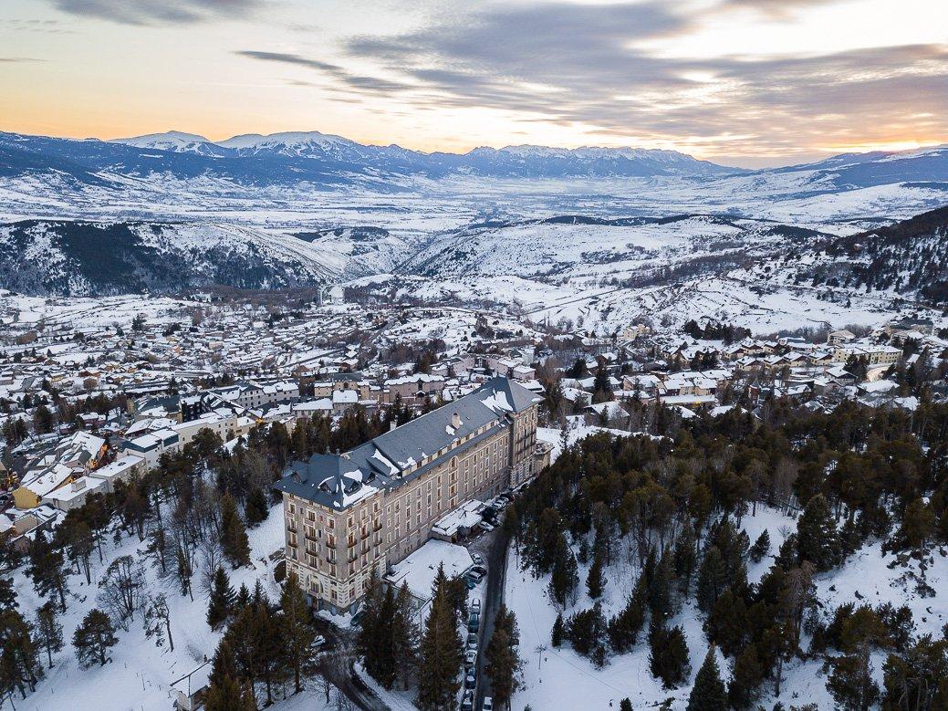grand hotel font romeu