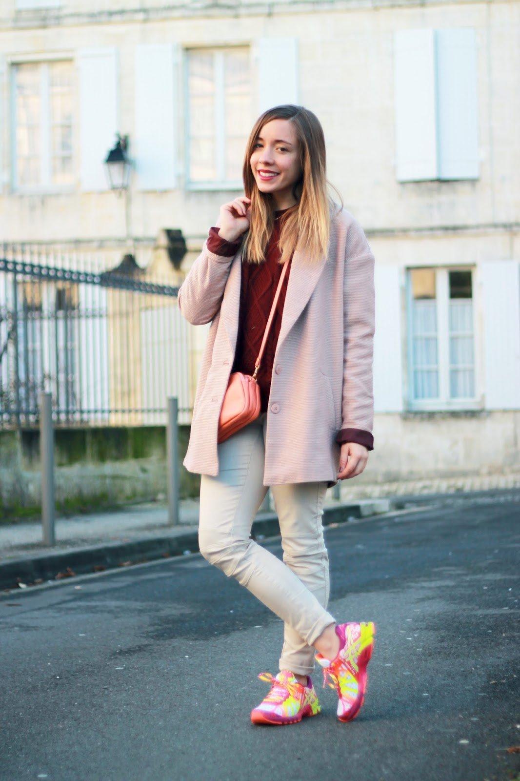 Comment porter ses chaussures de sport en ville