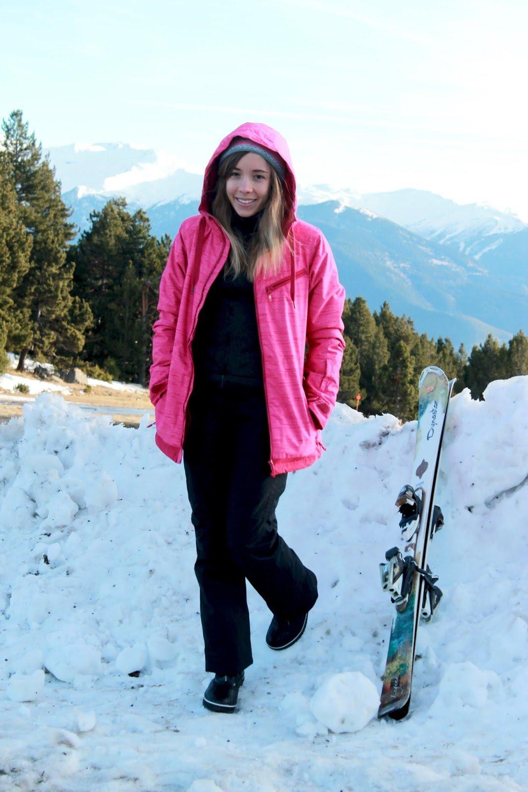 tenue de ski oneil