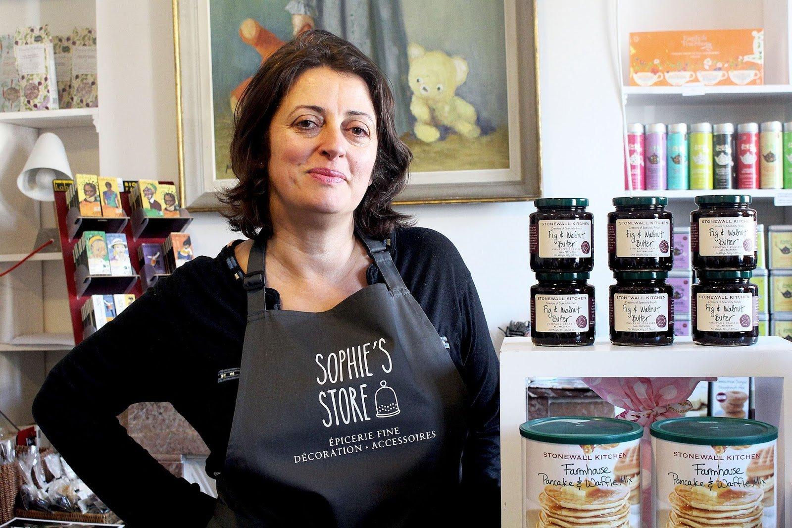 Sophie's Store épicerie fi ne anglaise Bordeaux