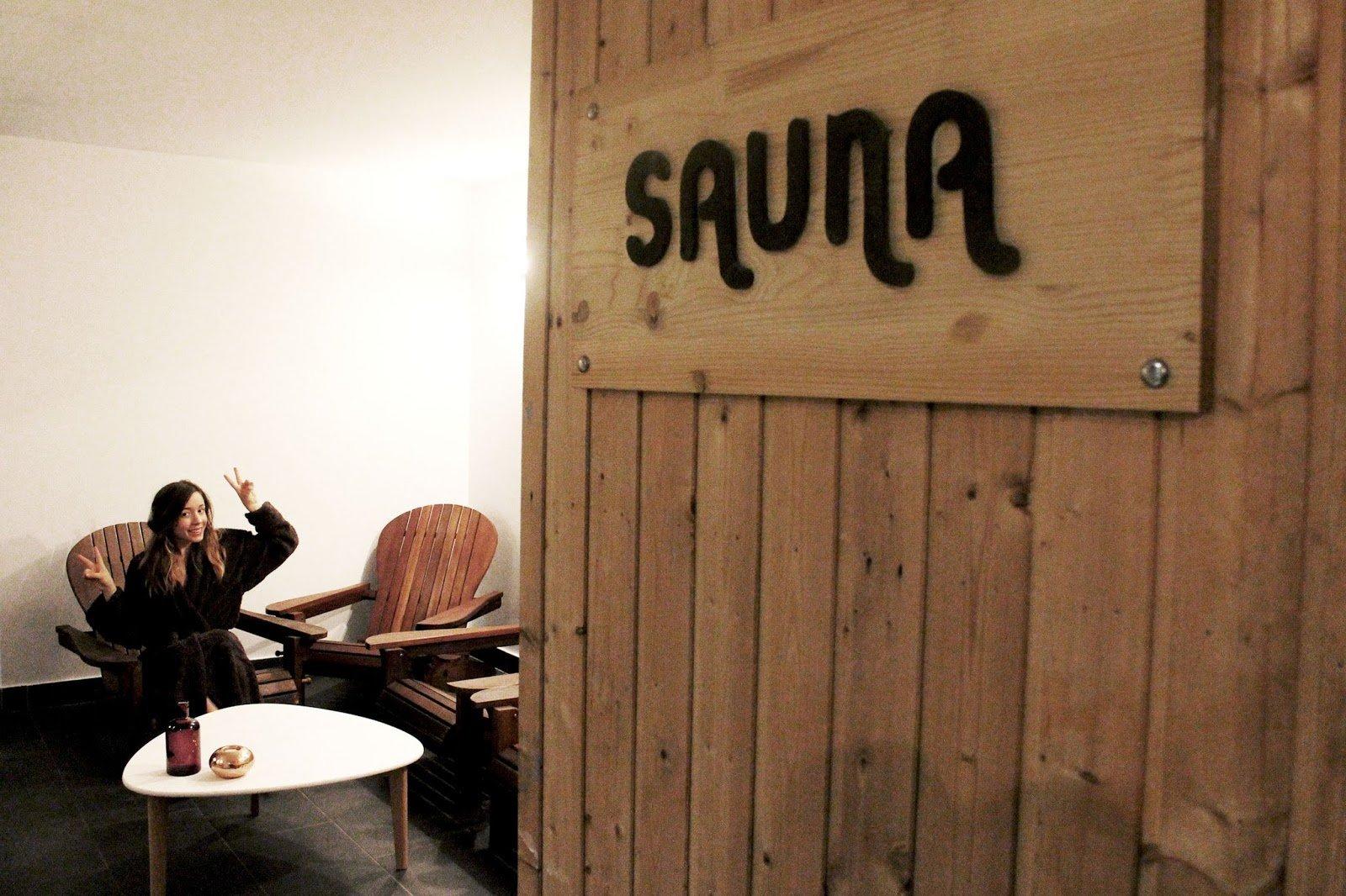 Sauna spa bordeaux