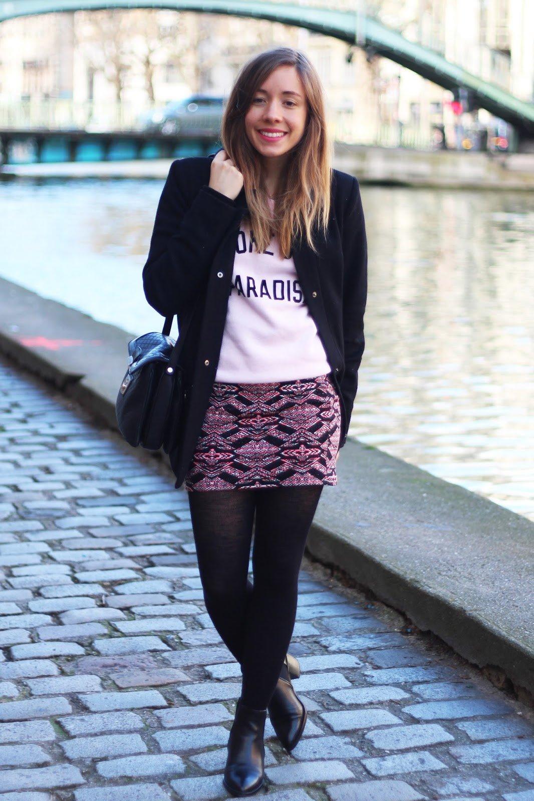Blog mode Paris Canal Saint Martin