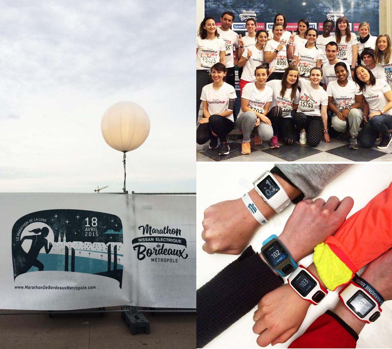 Marathon de Bordeaux 2015