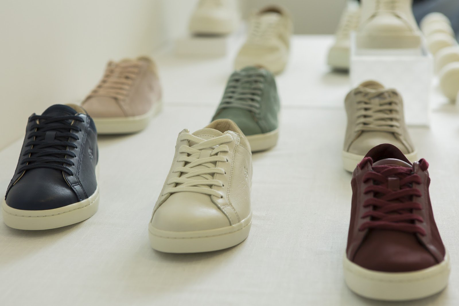 Lacoste Chaussures Collection Automne Hiver 2015