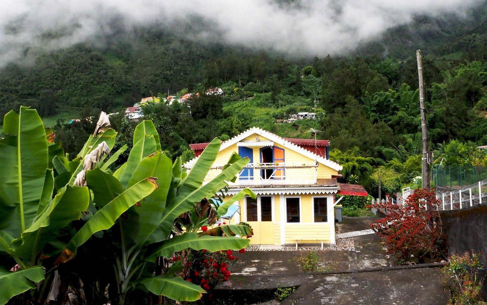 Hell Bourg La Réunion