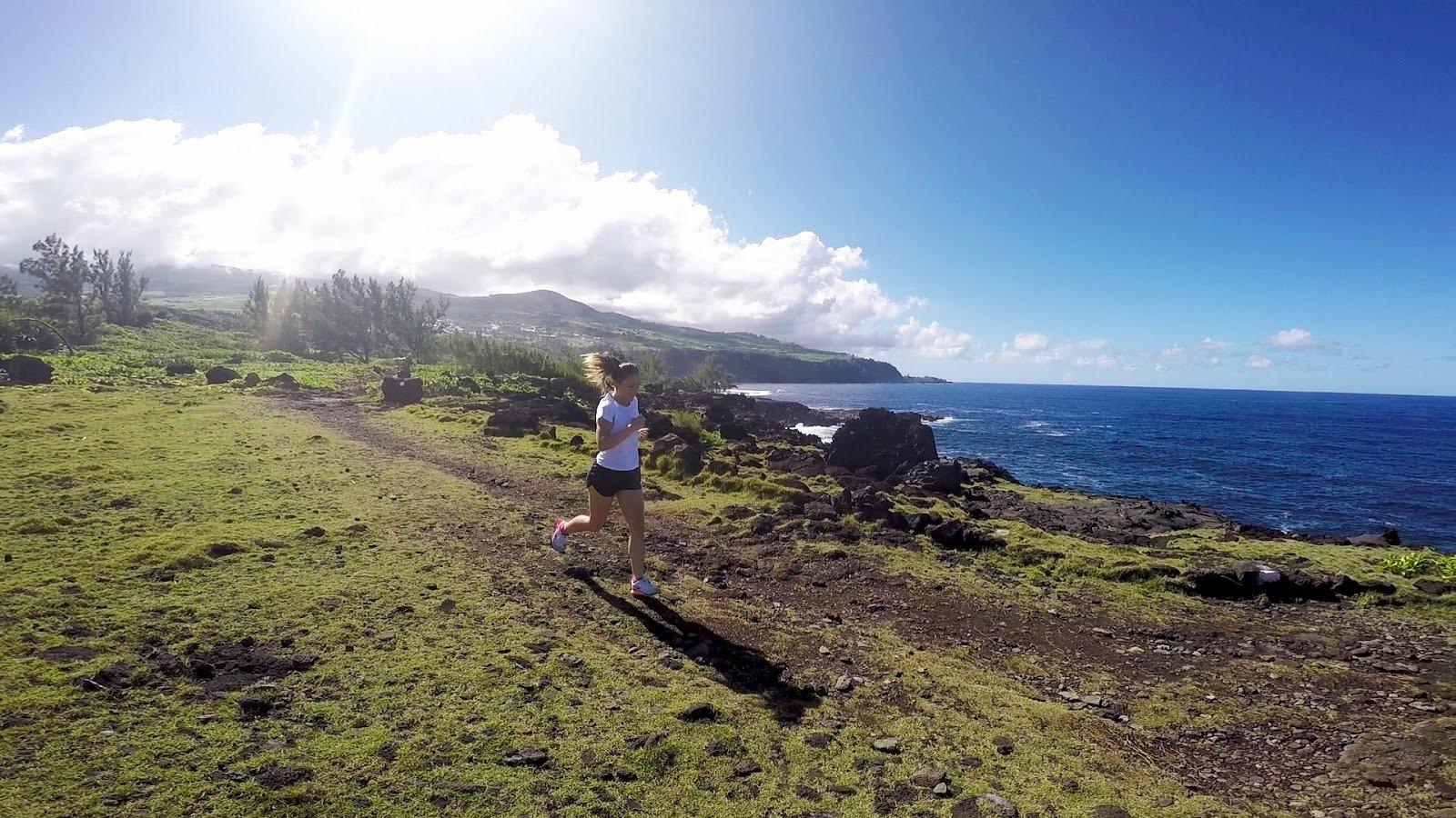 Courir à La Réunion