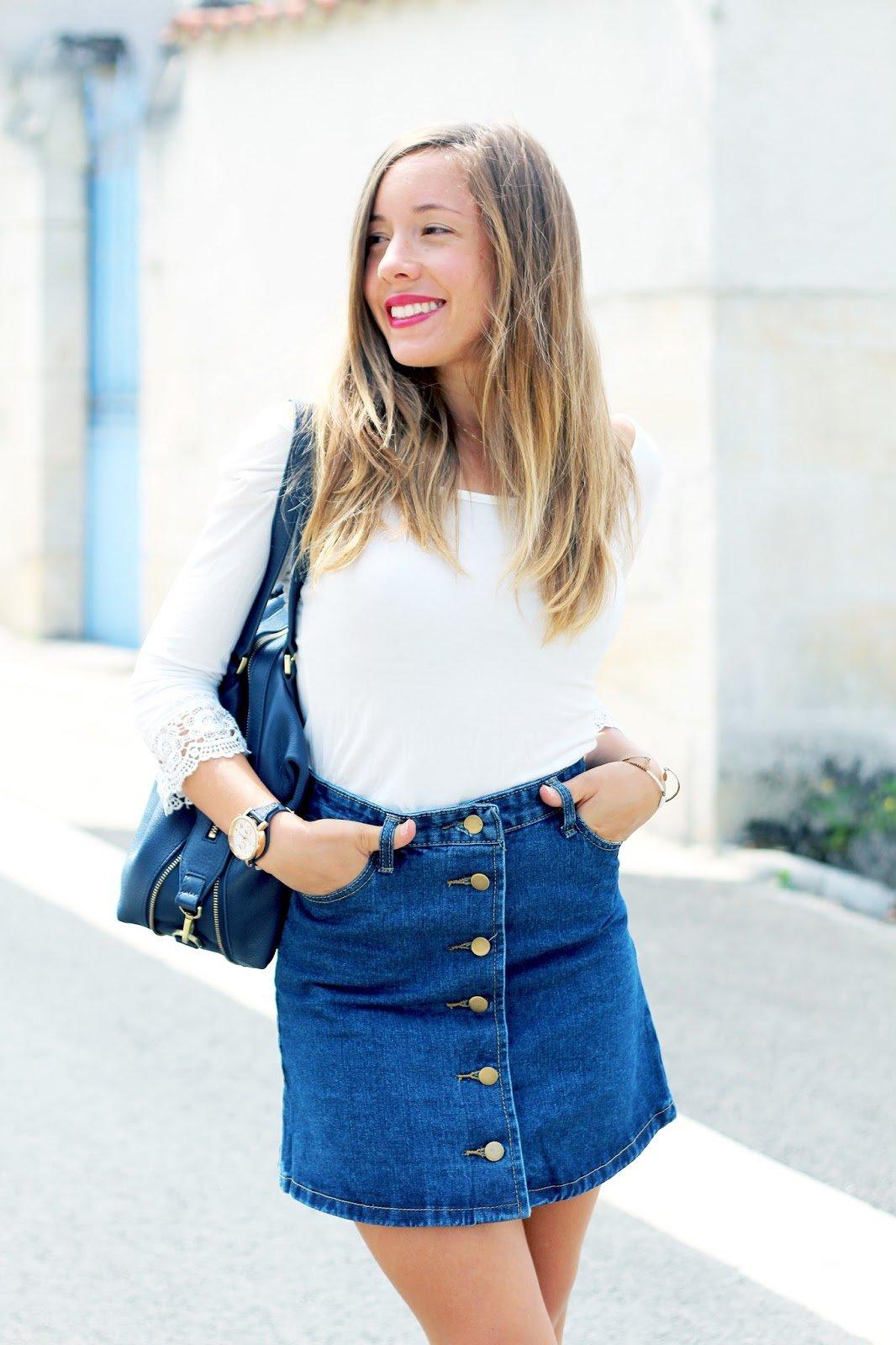 Blog mode Bordeaux tenue de rentrée septembre