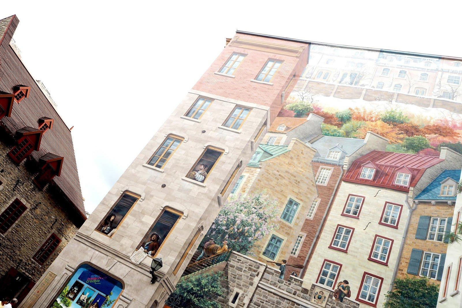Québec place jean talon