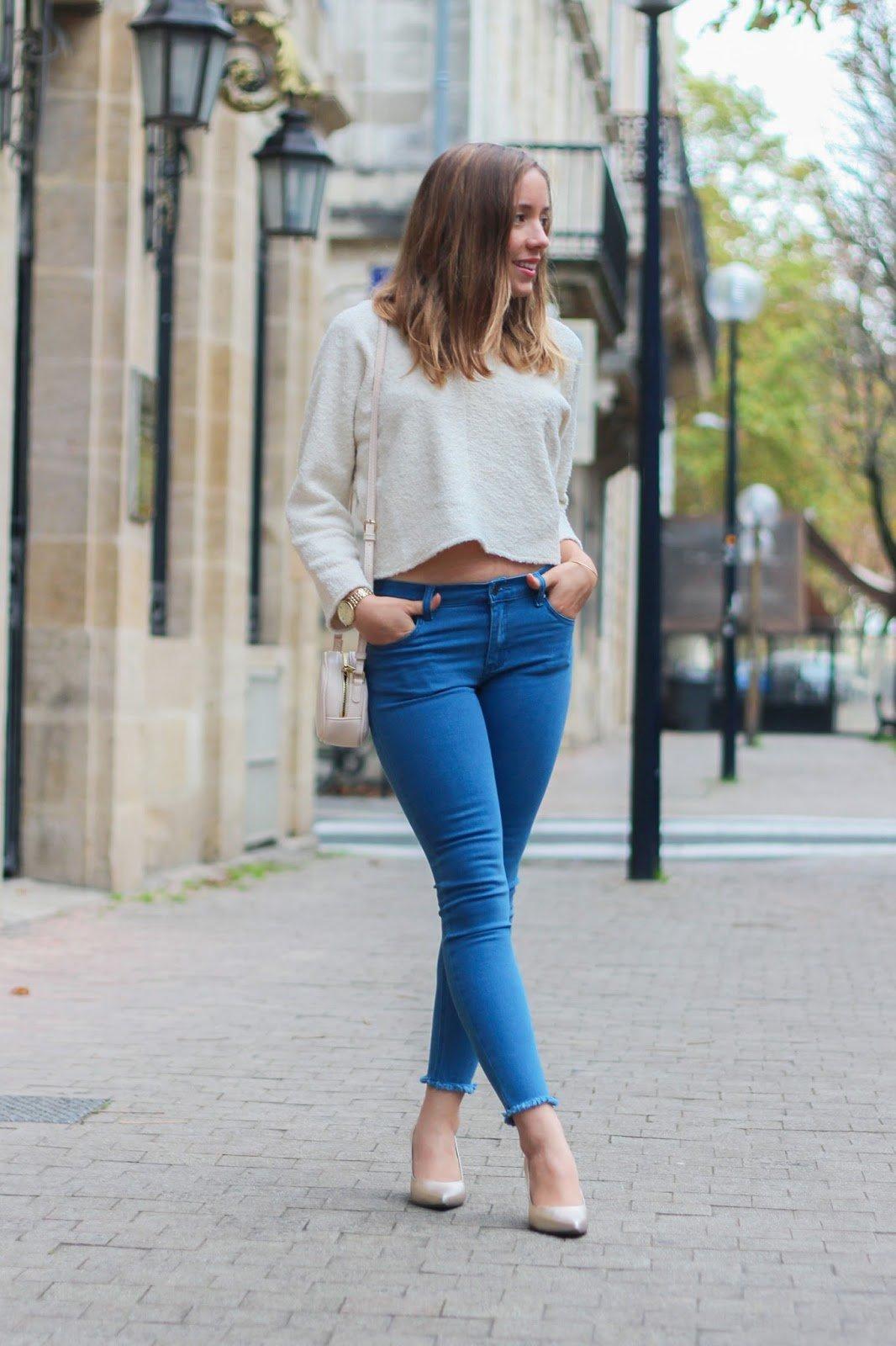Blog mode tenue jean