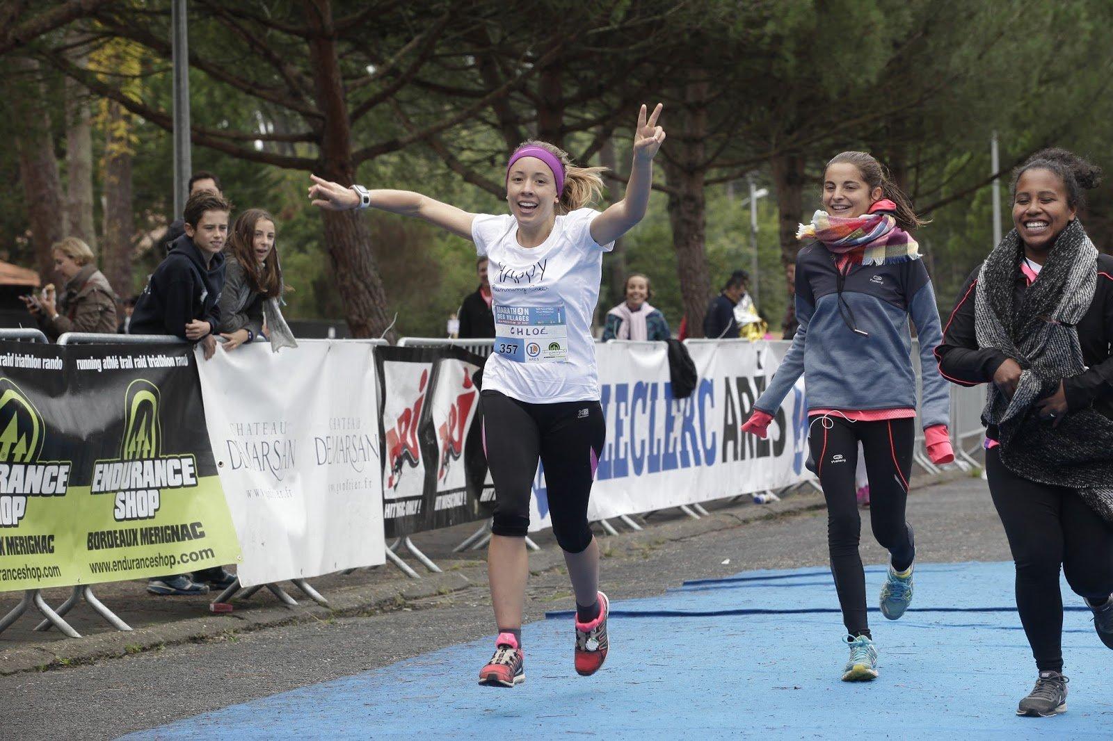 Blog running marathon