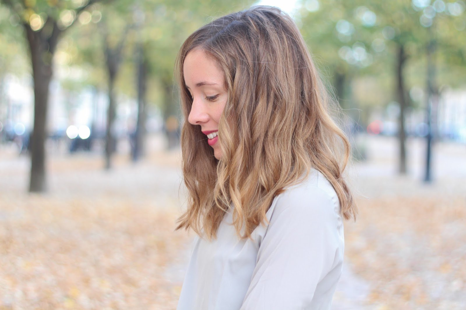 Cheveux bouclés Calor