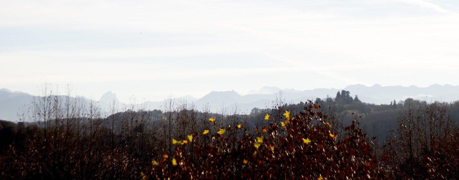 chaîne Pyrénées
