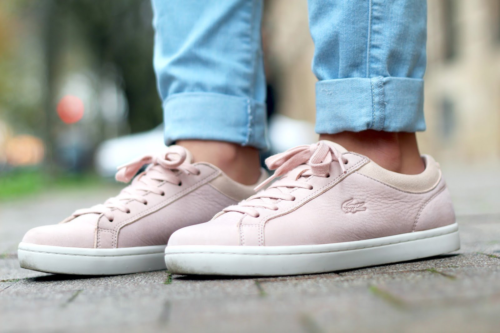 Sneakers Lacoste Rose
