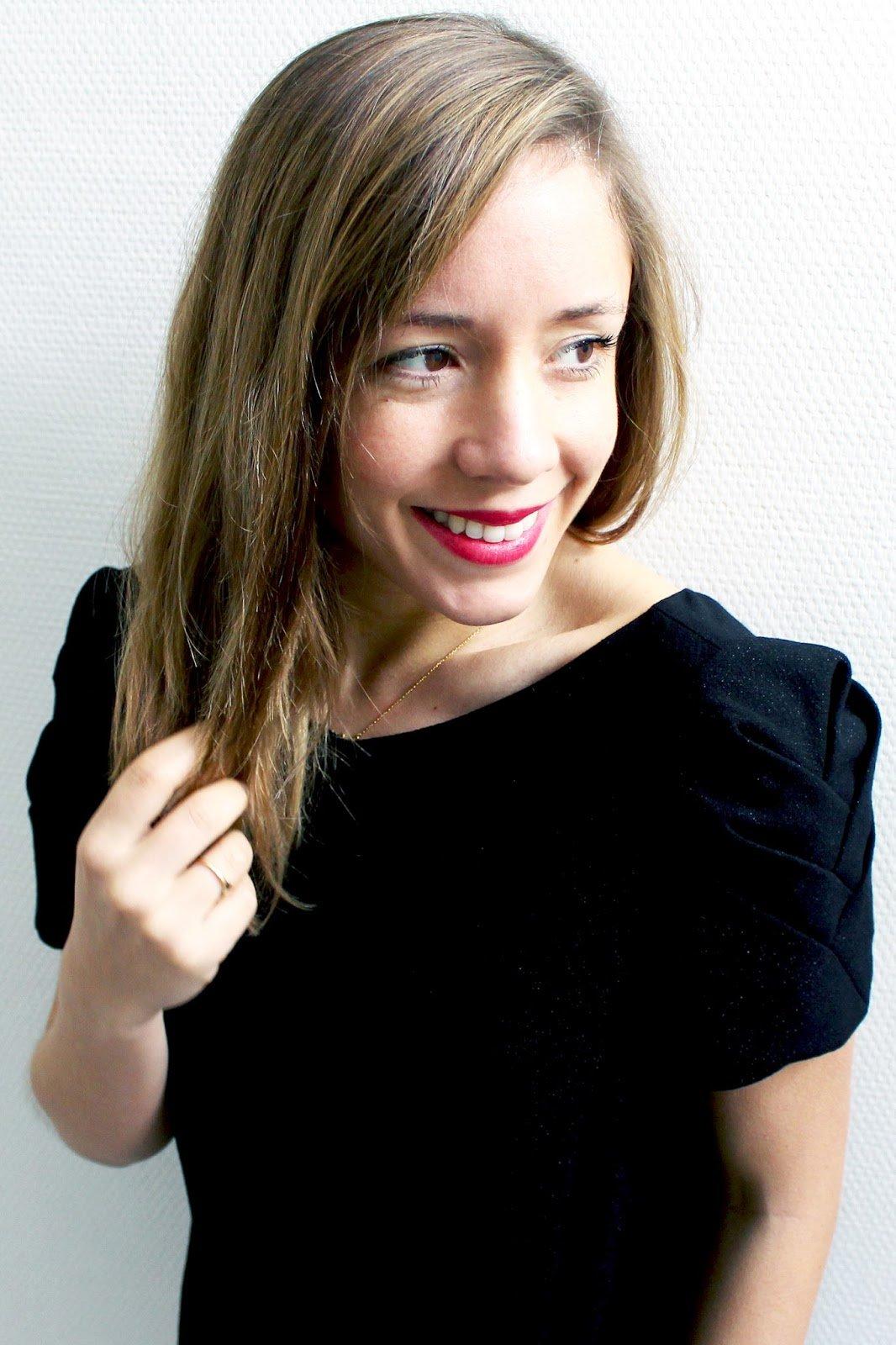 robe noire promod