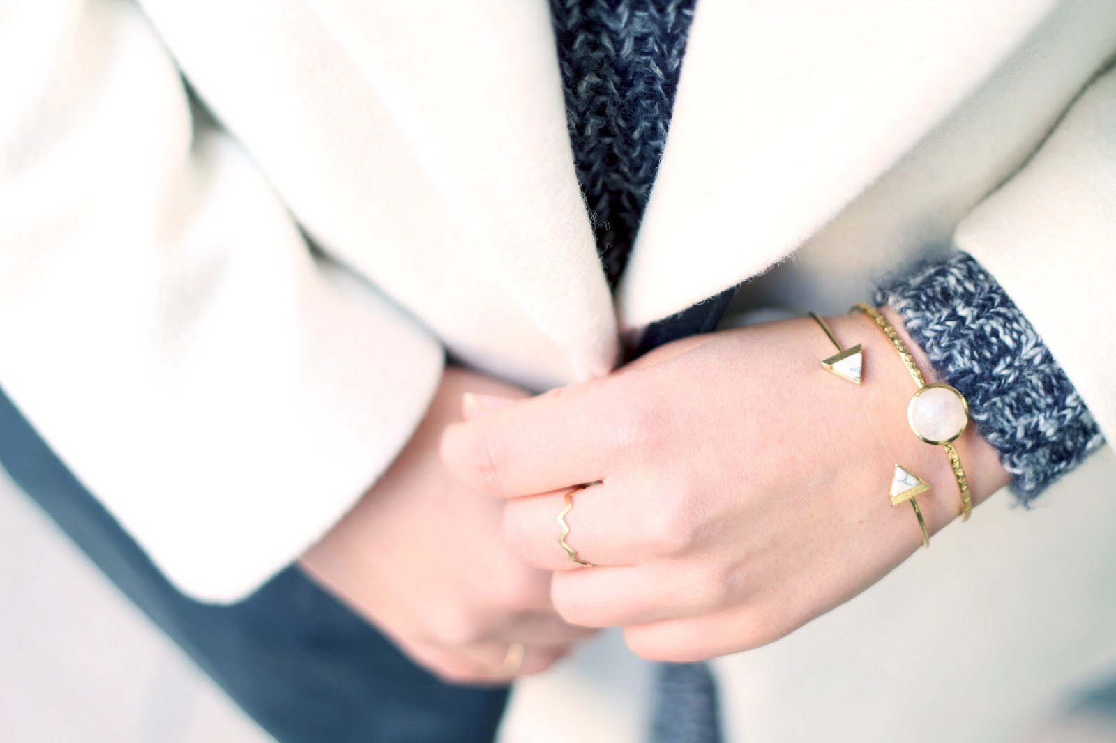 bracelet fin or