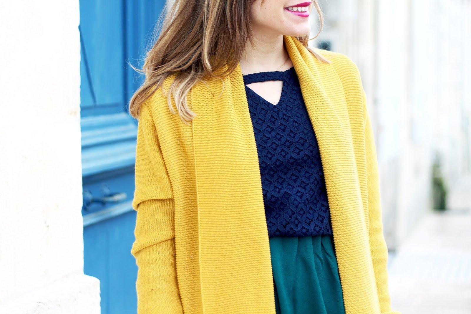 tenue hiver couleurs tendances