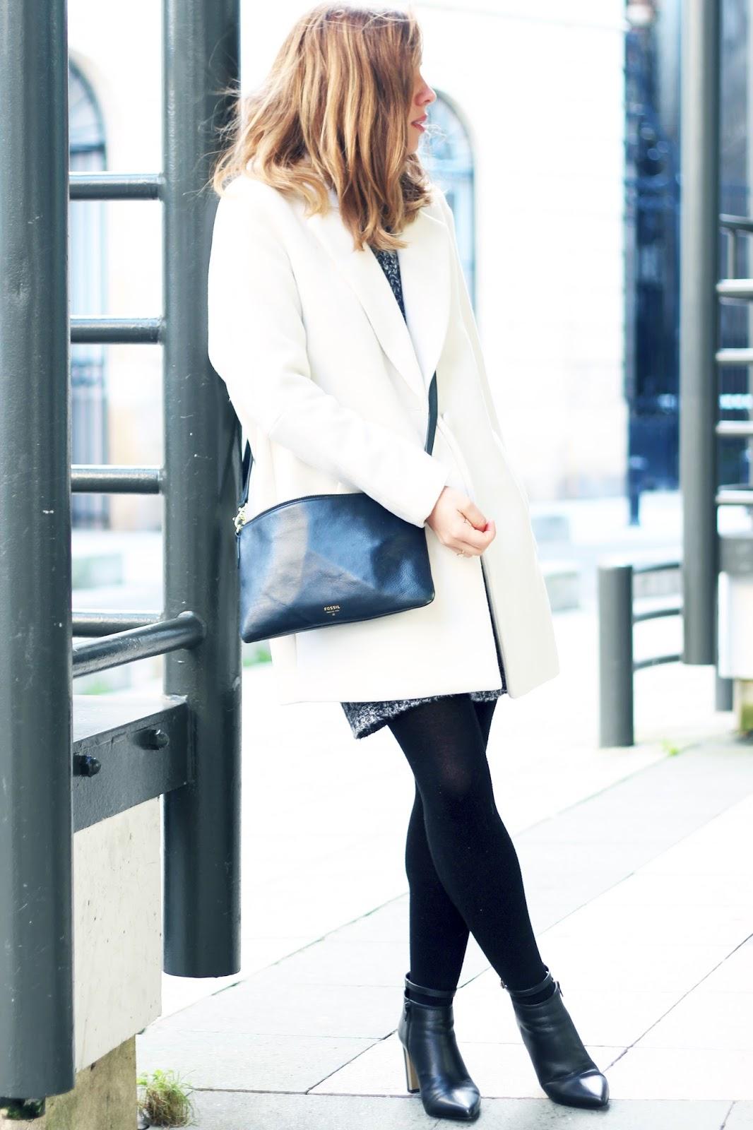 tenue blanc hiver blog mode la penderie de chloe. Black Bedroom Furniture Sets. Home Design Ideas
