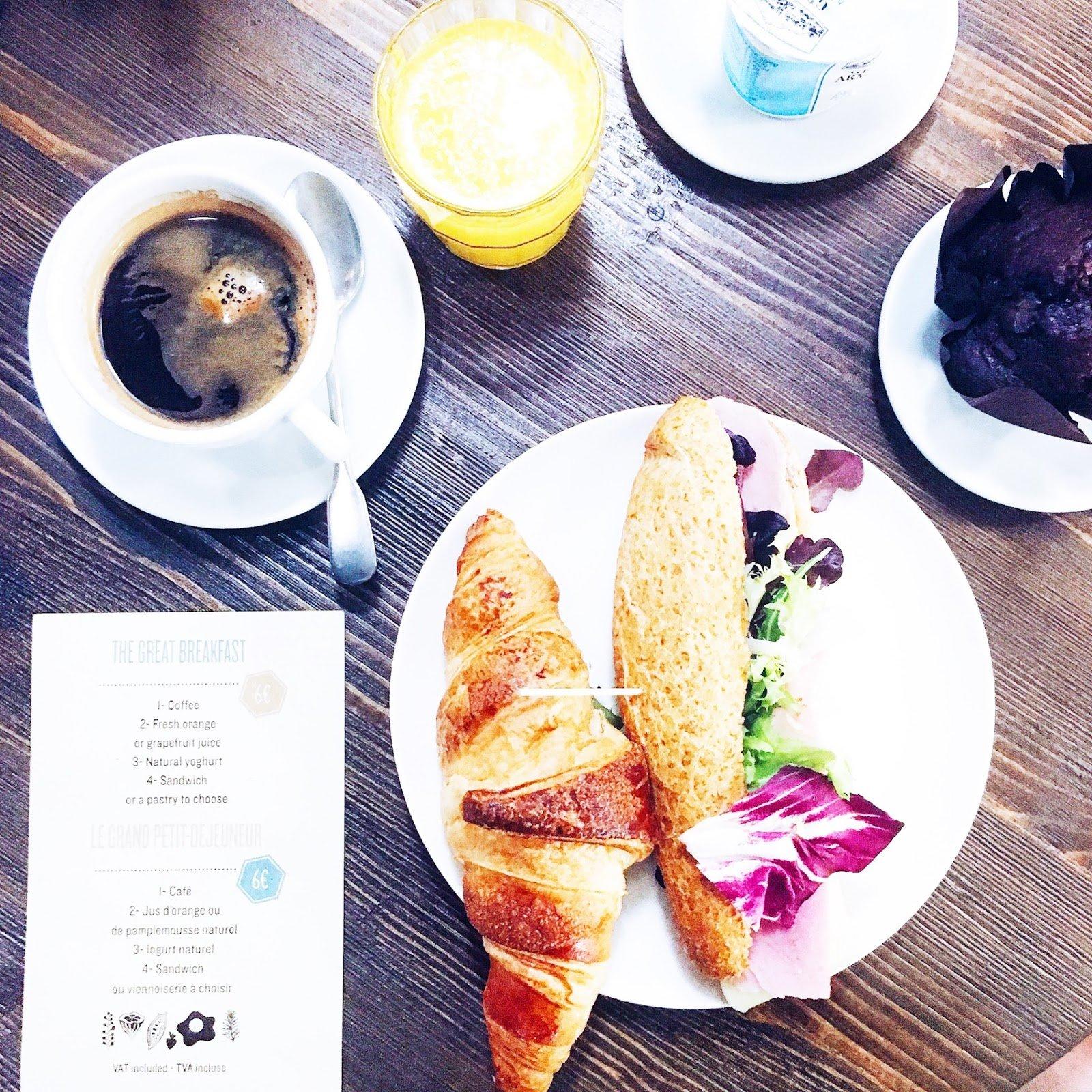 Casa Gracia Breakfast