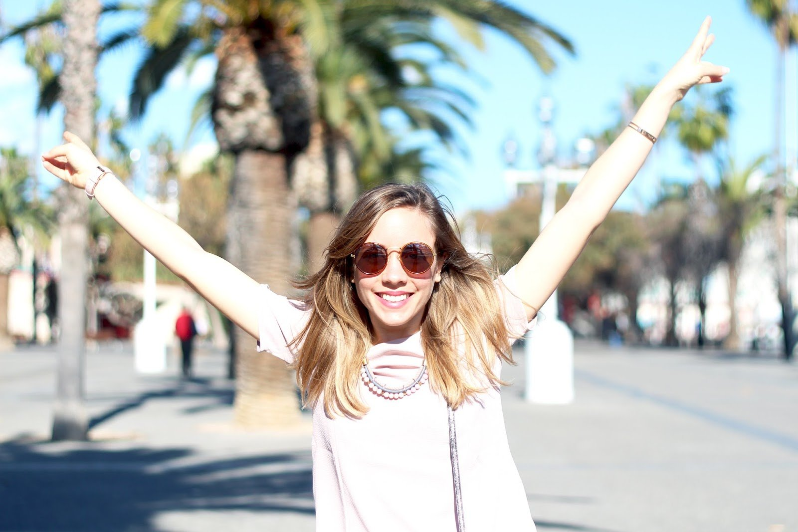 Touriste Barcelone