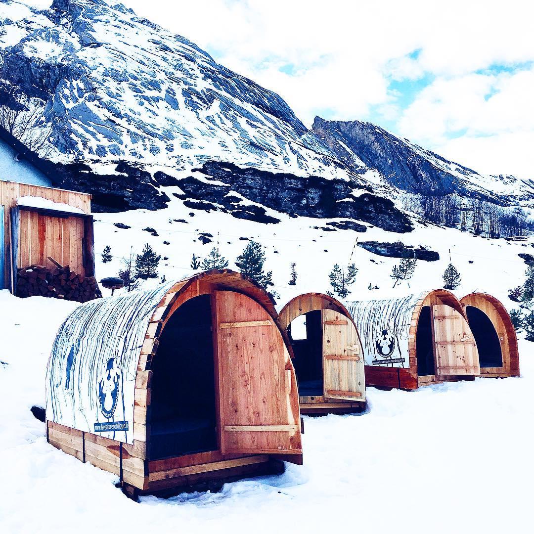 Snowpods gourette