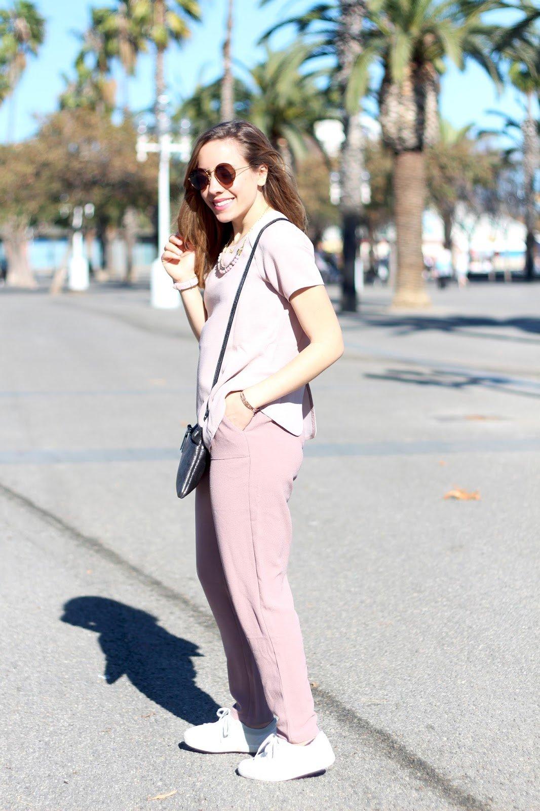 tenue pour marcher en ville