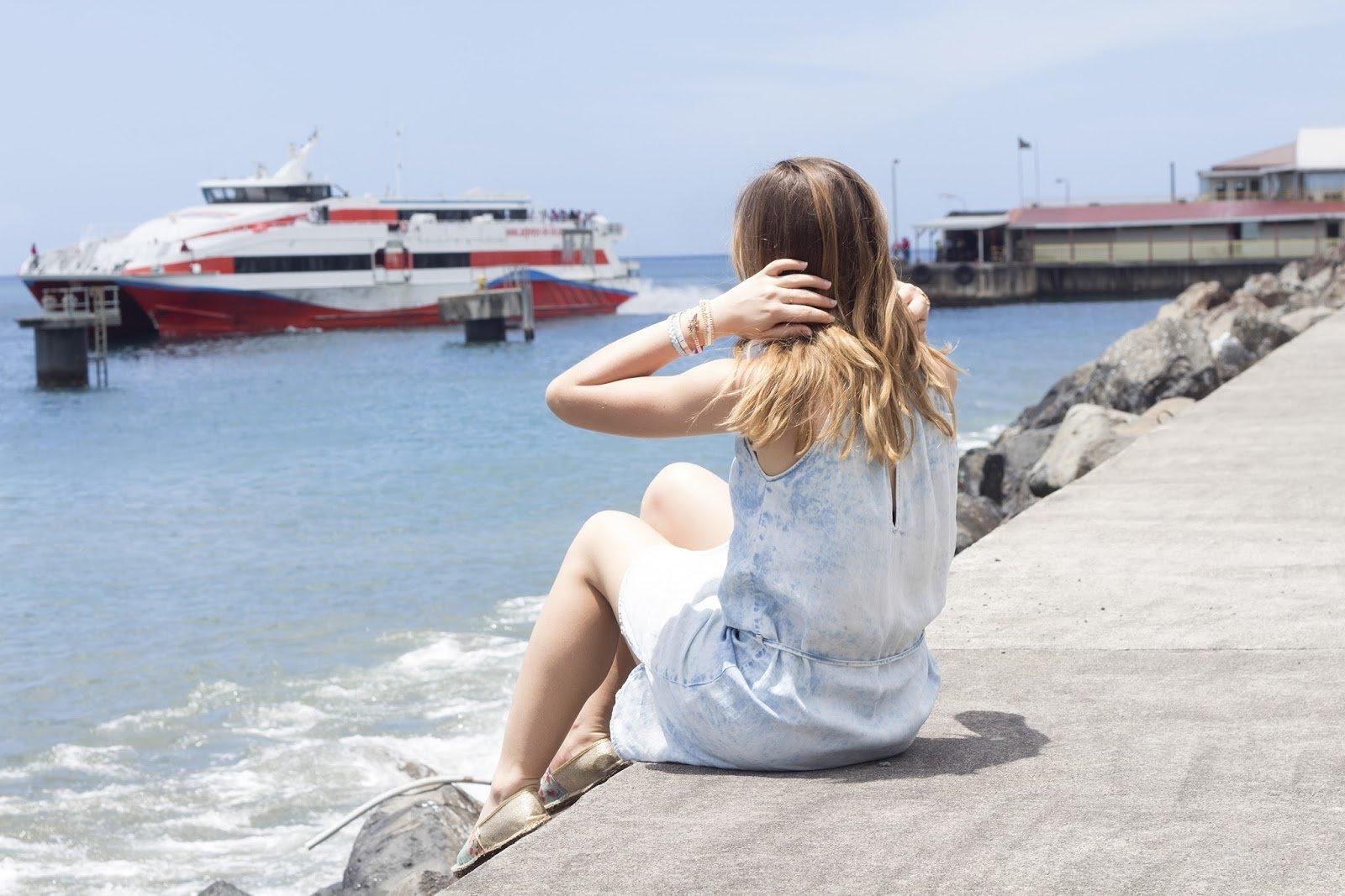Express des îles ferry dominique