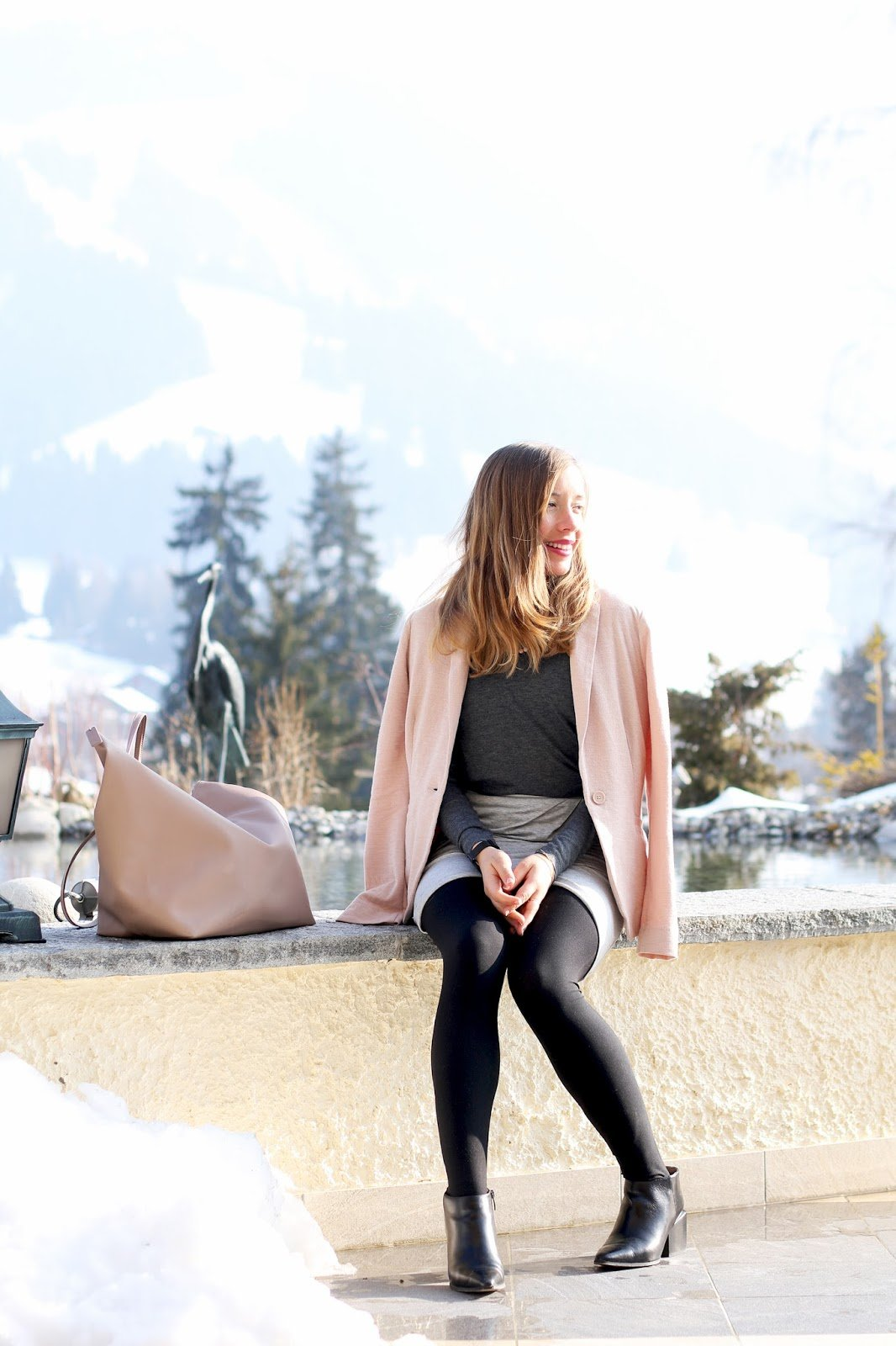 blog mode lifestyle voyage Gstaad Palace