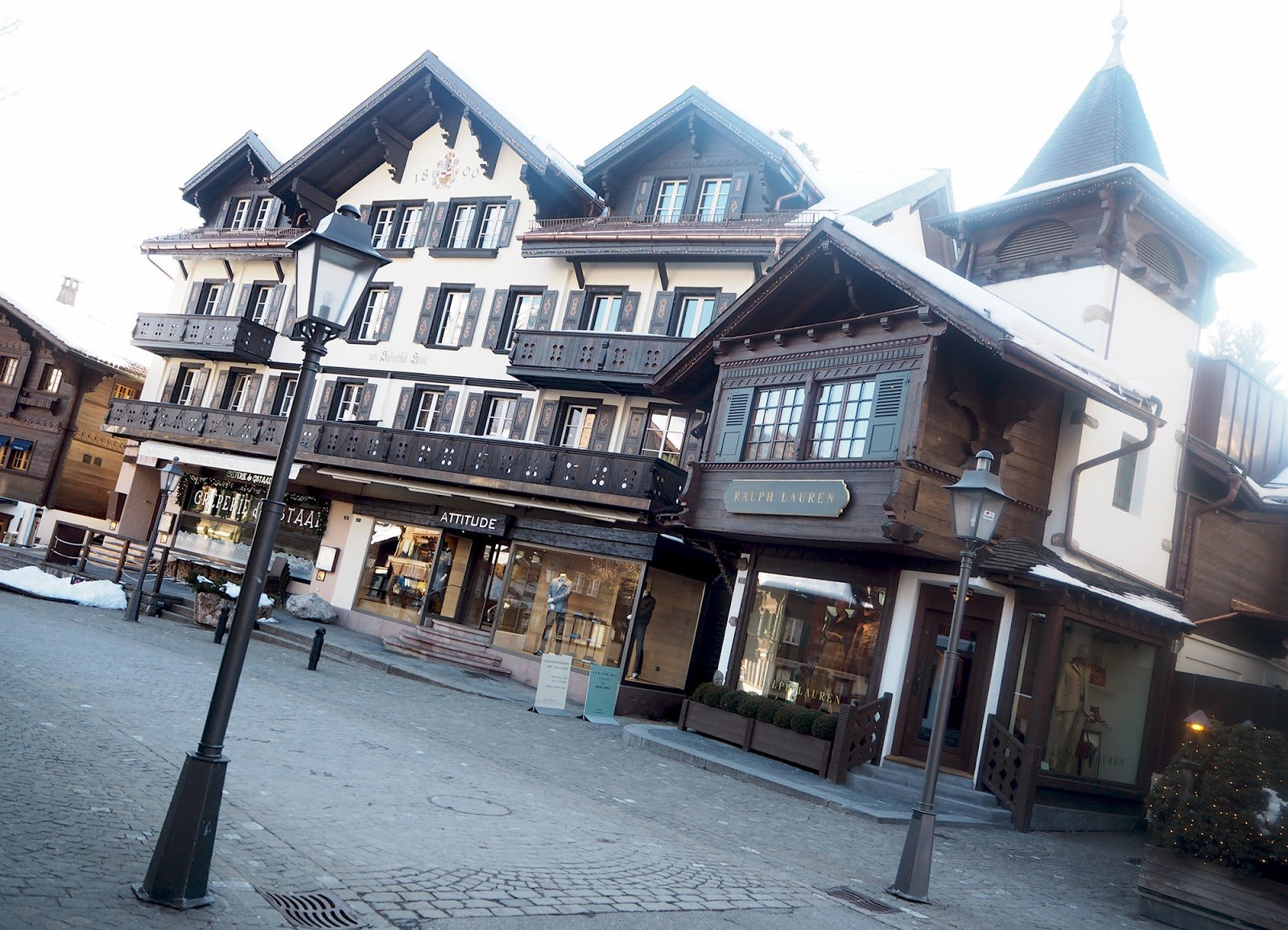 Gstaad boutiques