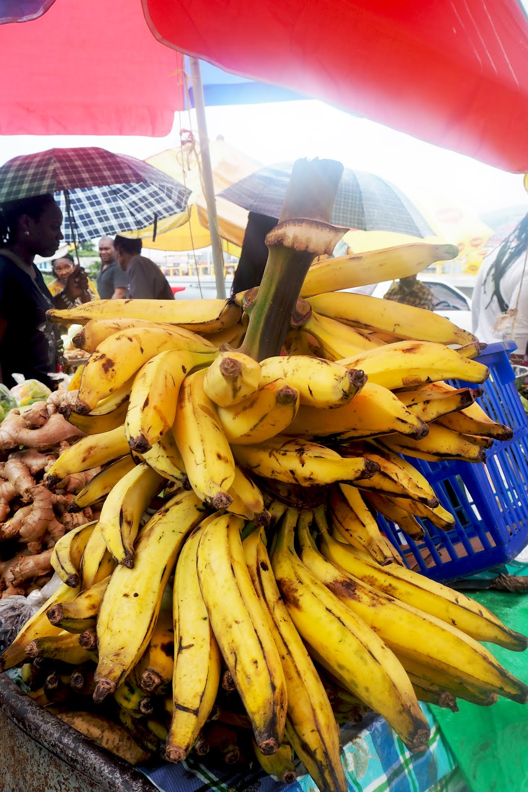 régime bananes