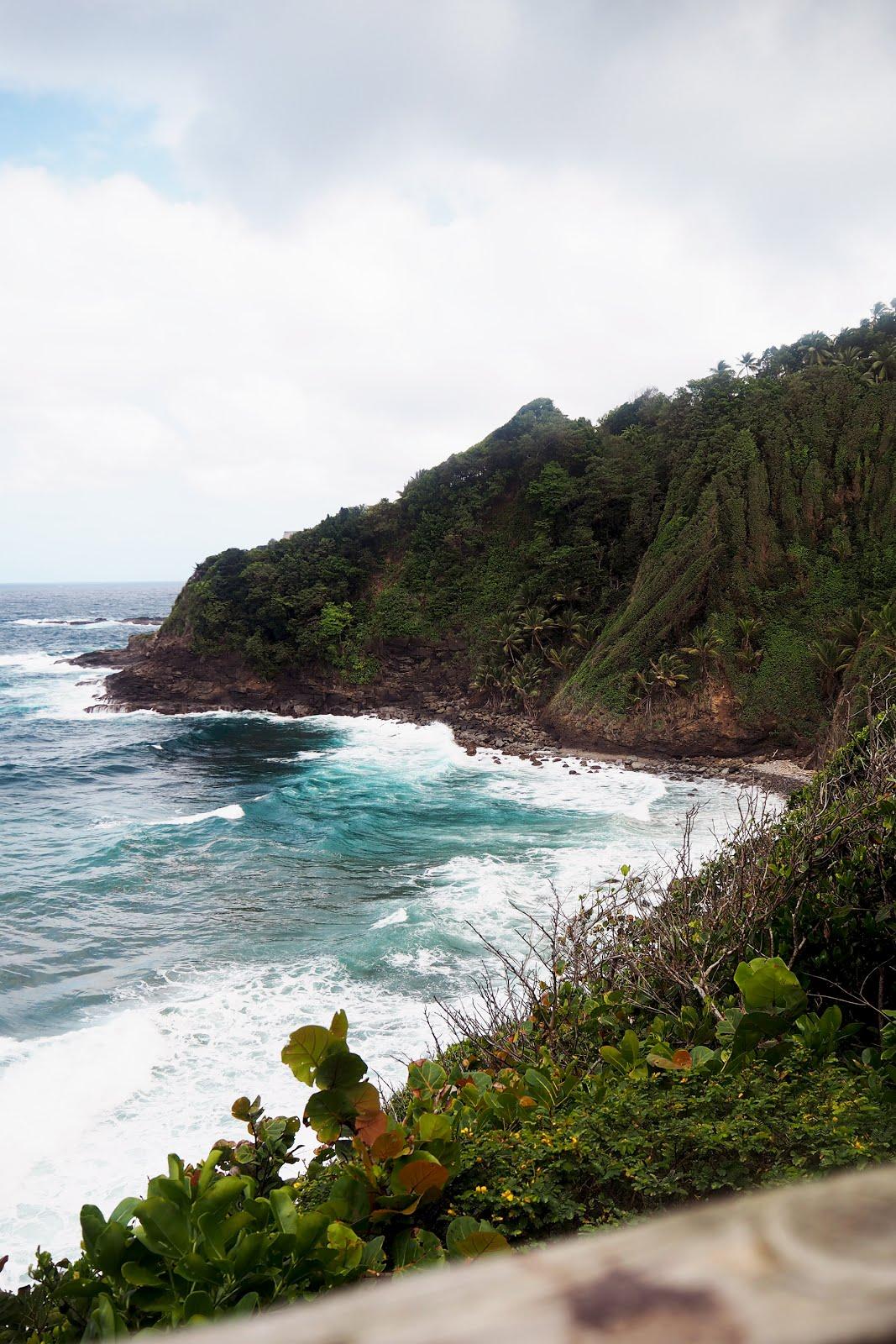 île Dominique caraïbes