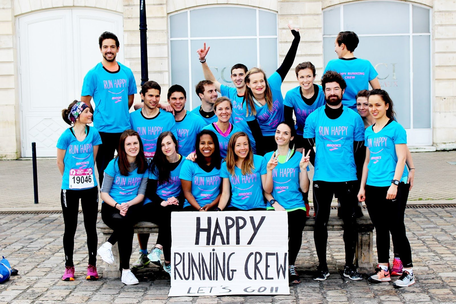 Happy Running Crew