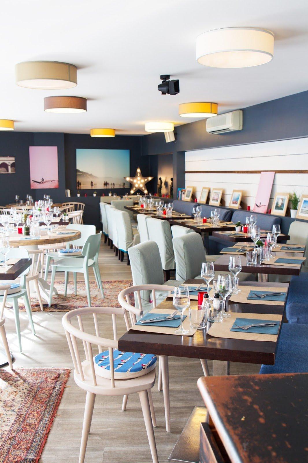 restaurant Biarritz centre