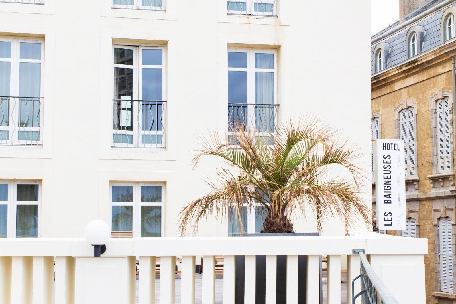 Les Baigneuses Biarritz