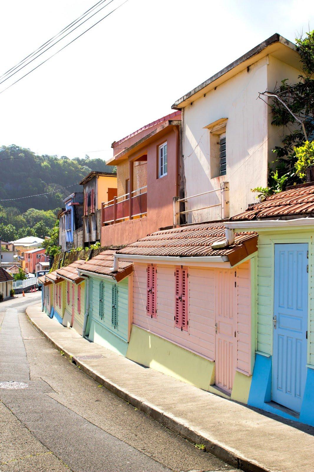 Grand Rivière Nord de la Martinique