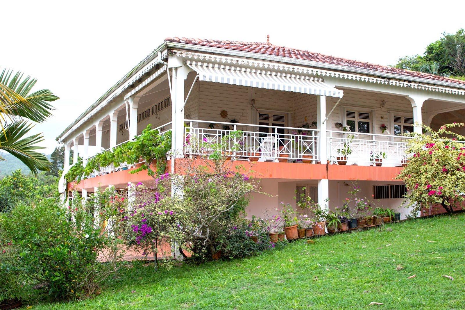 Maison Coloniale Nord de la Martinique