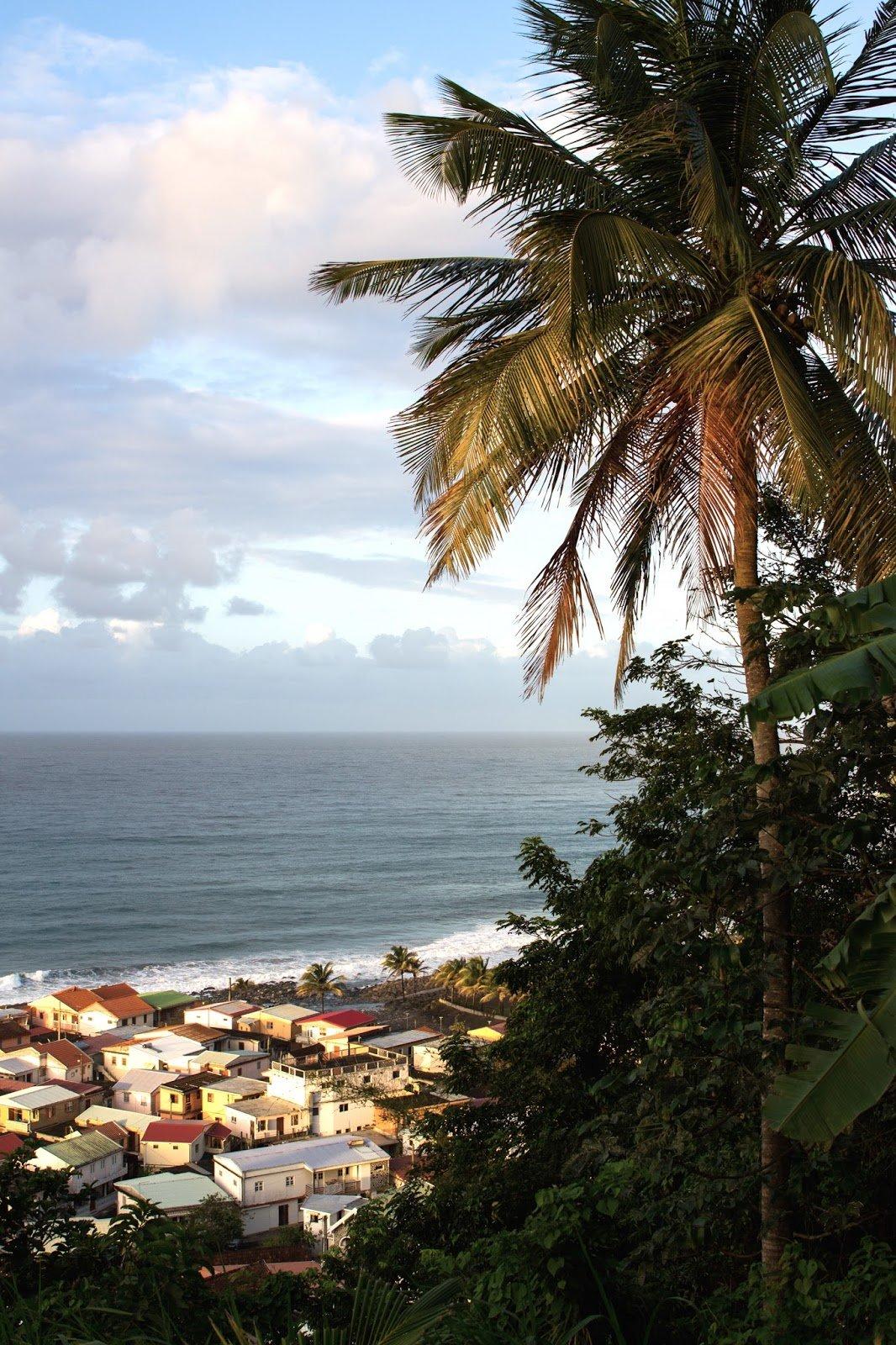 Grand'Rivière Nord de la Martinique