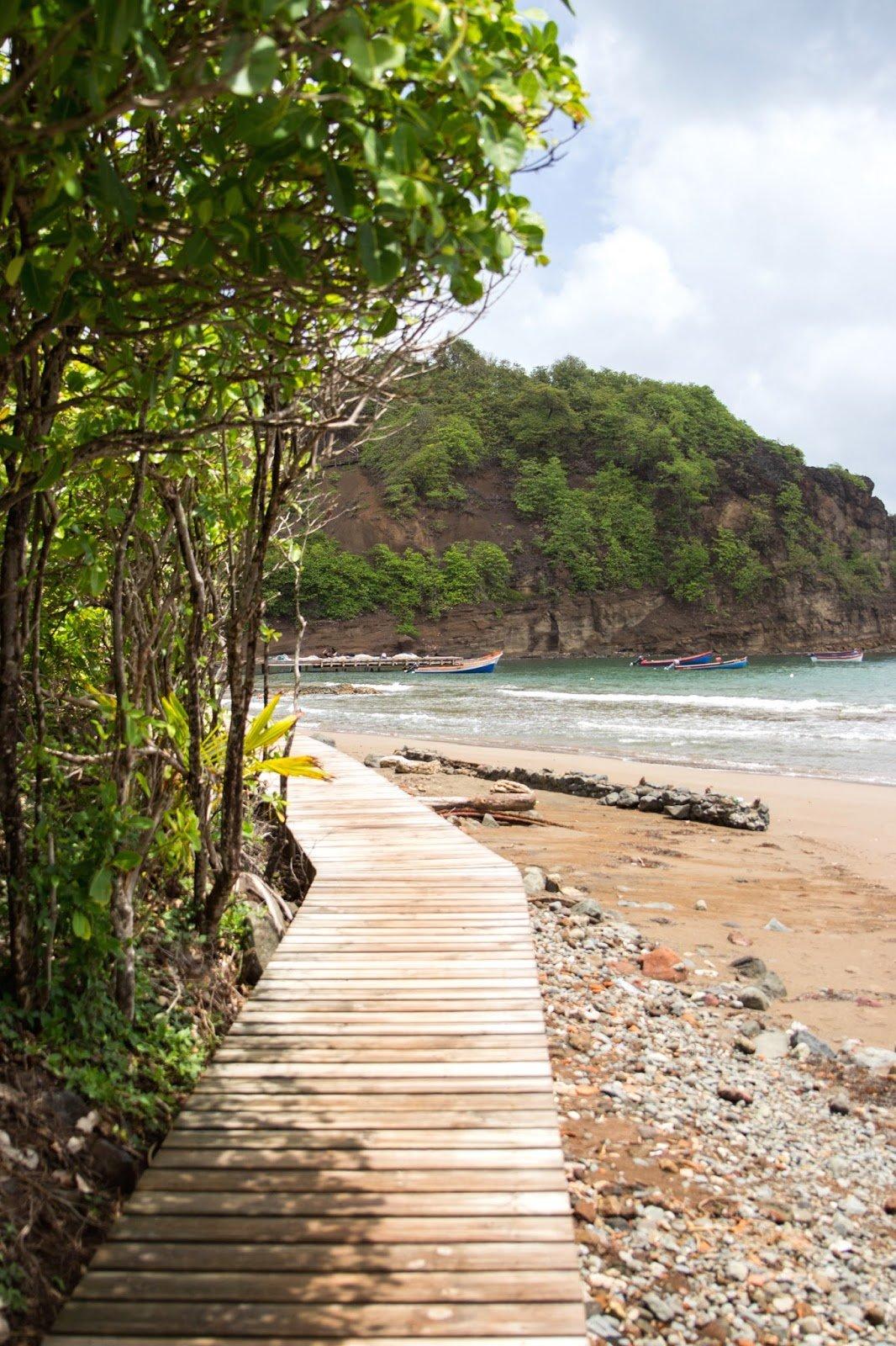 îlet Sainte Marie Nord de la Martinique