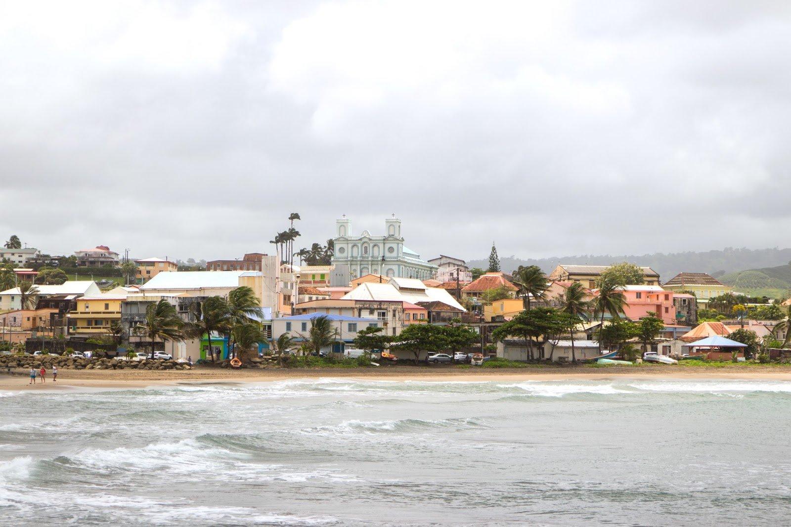Sainte Marie Nord de la Martinique